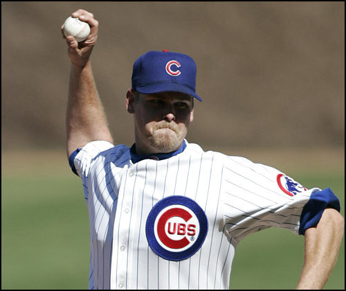 Kerry Wood Social Profile