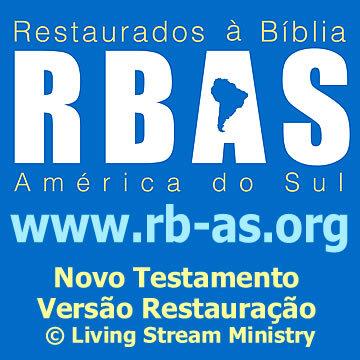 Restaurados à Bíblia Social Profile