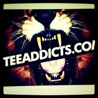 TeeAddicts.com | Social Profile