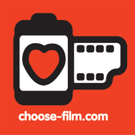 Choose Film Photo Social Profile