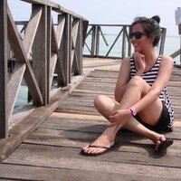 Inez Fransisca   Social Profile