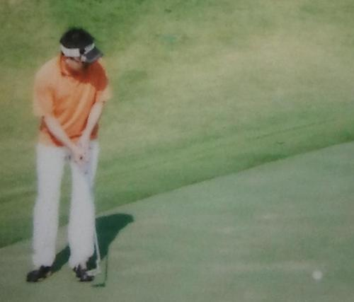 golf industry Social Profile