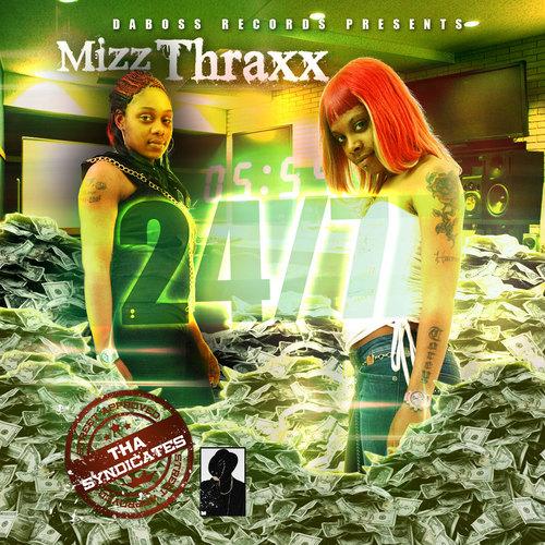 Mizz Thraxx® Social Profile