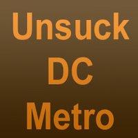Unsuck DC Metro | Social Profile