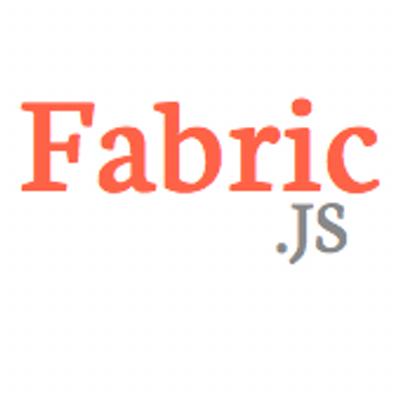 FabricJS   Social Profile