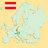 Map austria normal