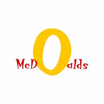 mcdOalds