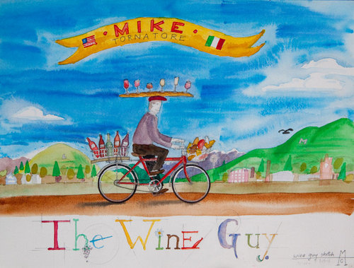 WineGuyMike Social Profile
