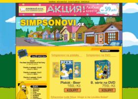 Simpsonovi CZ