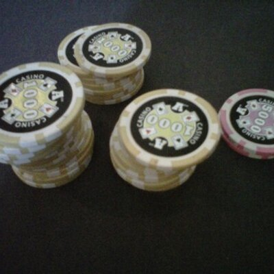 King Poker Chip | Social Profile