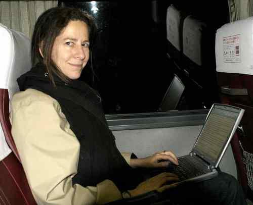 Barbara Demick Social Profile