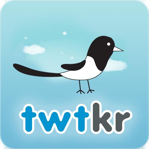 트윗케이알/twtkr Social Profile