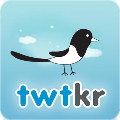 트윗케이알/twtkr | Social Profile