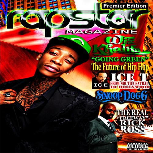 Rapstar Magazine Social Profile