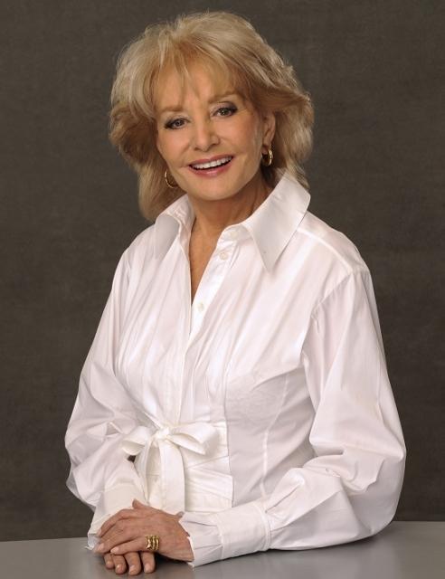Barbara Walters Social Profile