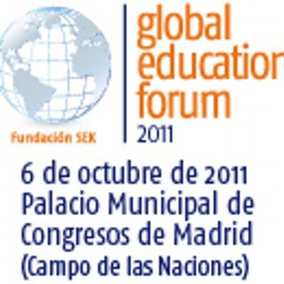 GlobalEducationForum   Social Profile