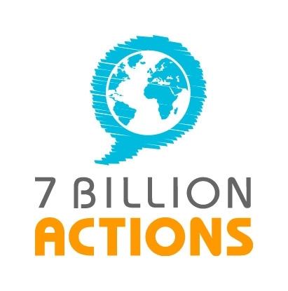 7 Billion Actions Social Profile