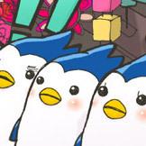 ペンギン95号 Social Profile