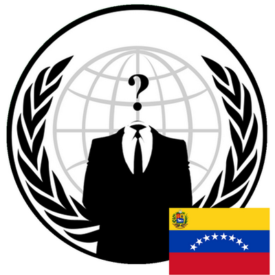 Anonymous Venezuela | Social Profile