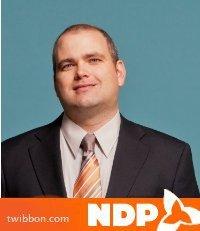 Brian Dougherty ONDP