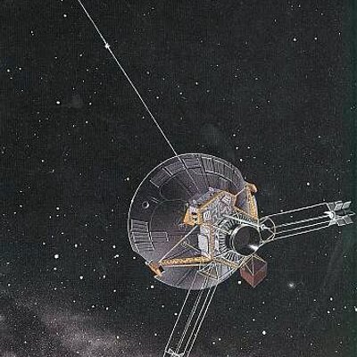 Pioneer 10 | Social Profile