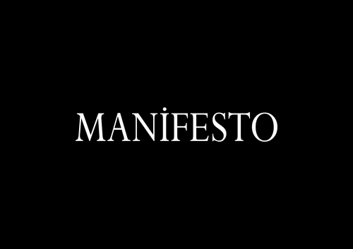MANIFESTO  Twitter Hesabı Profil Fotoğrafı