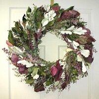 Wreaths For Door | Social Profile