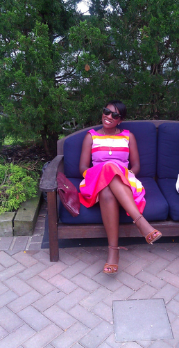 Nikki Ogunnaike Social Profile