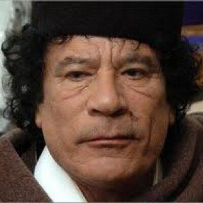 معمر القذافي | Social Profile