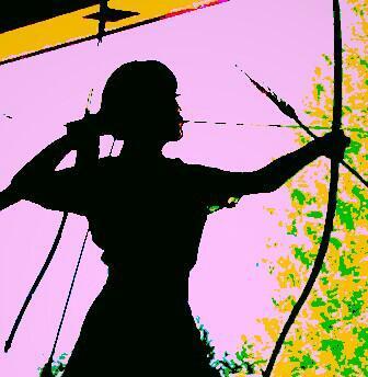 弓道のおねえさん Social Profile