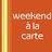 @WeekendalaCarte