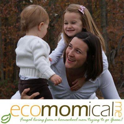 April @ ecoMomicalMe | Social Profile