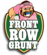 Front Row Grunt Social Profile