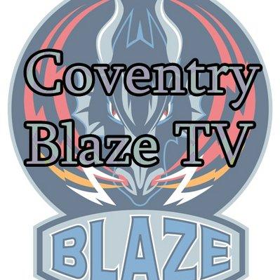 Coventry Blaze TV | Social Profile