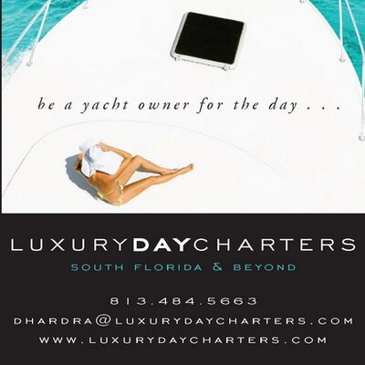 Yachts by the DAY! | Social Profile