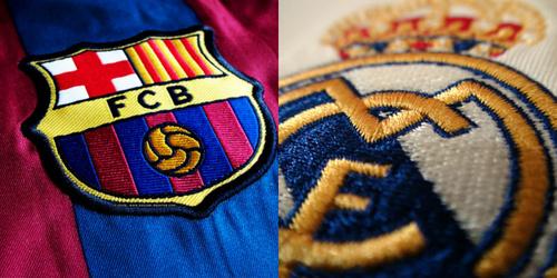 Madrid Vs Barcelona Social Profile