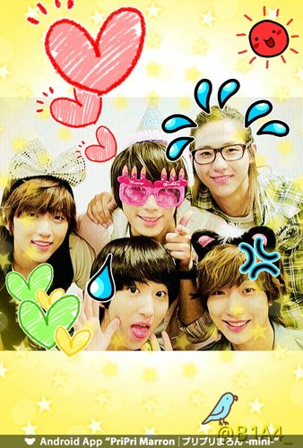 B1A4 fanbase Social Profile