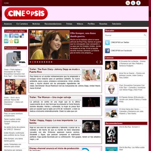Cineopsis Magazine Social Profile