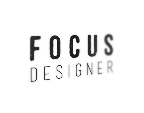 Focus Designer Social Profile