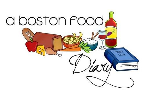 A Boston Food Diary Social Profile