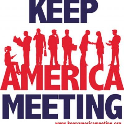 Keep America Meeting | Social Profile