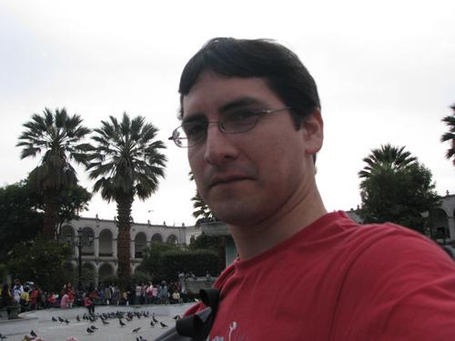 Eduardo García Social Profile