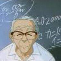 老教師 根府川先生   Social Profile