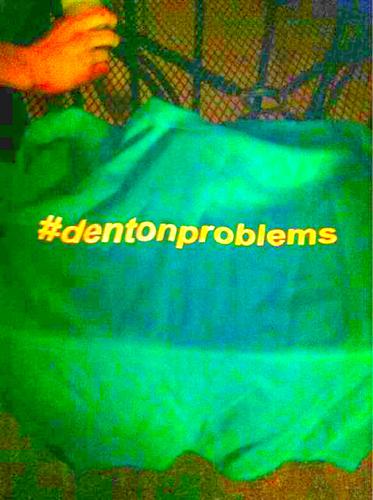 Denton Problems Social Profile