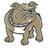 Bulldog avatar normal
