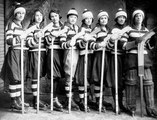 HockeyGirlProbs Social Profile