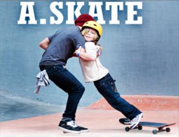 A.skate Foundation Social Profile