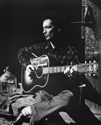 Woody Guthrie Social Profile