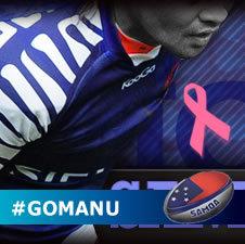 GO THE MANU SAMOA! Social Profile
