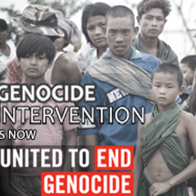 GenocideIntervention | Social Profile